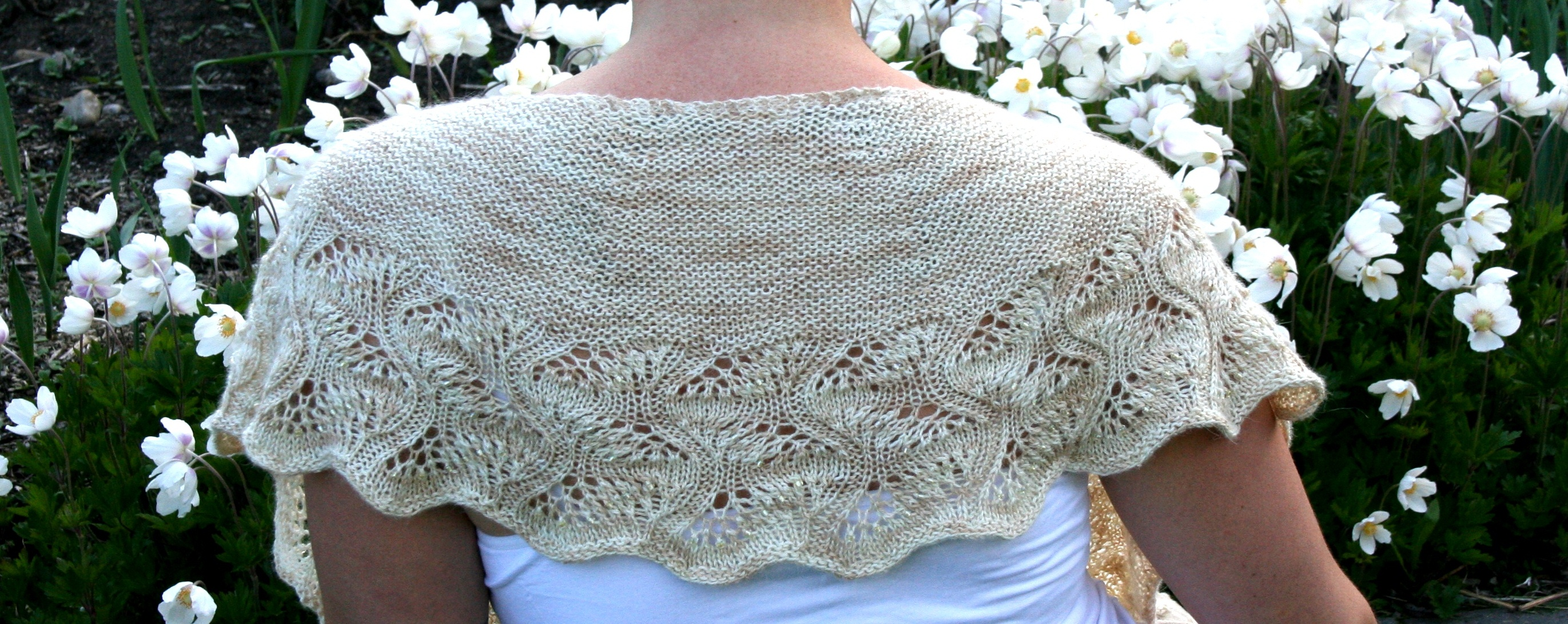 Knitted Lace Edging Patterns : Introducing Praline!   Kourtney Robinson   Dollybird Workshop